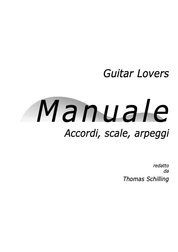 Guitar Lovers Manuale